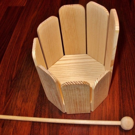 Medinė Muzikinė Dėžutė