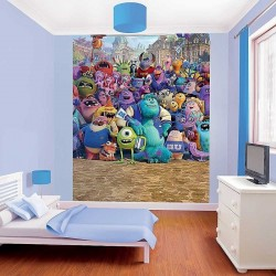 Foto Tapetai Disney Monsters University