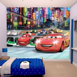 Foto Tapetai New Disney Pixar Cars