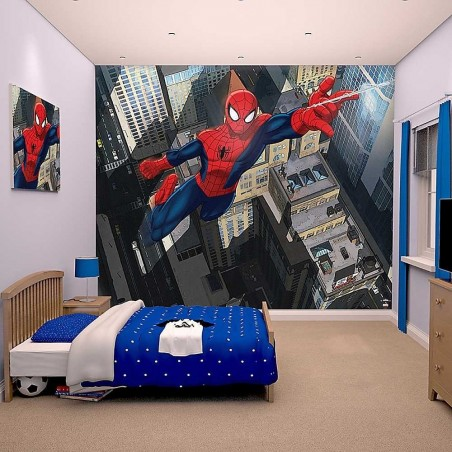 Foto Tapetai The Ultimate Spiderman