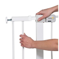 Safety First 7cm Baltas Vartelių Praplatinimas