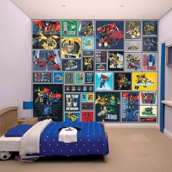Foto Tapetai Transformers Robots In Disguise