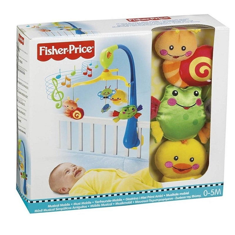 Mygdukas/Karuselė Fisher-Price Firsts Baby