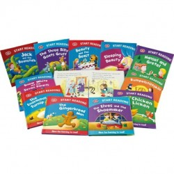 My First Readers Books 12 vnt.