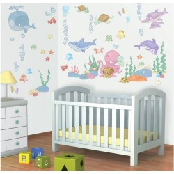 Wall Stickers Baby under...
