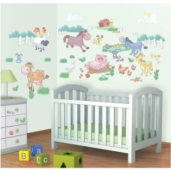 Wall Stickers Baby fun on...