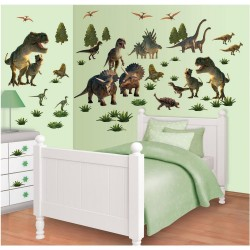 Wall Stickers Dinosaur Land