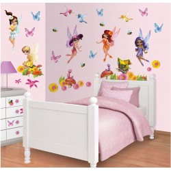 Wall Stickers Magical Fairy