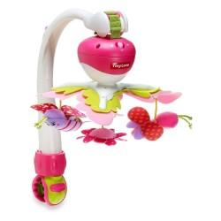 Karuselė Muzikinė Tiny Love Take Along Mobile Pink - karusele-muzikine-tiny-love-take-along-mobile-pink
