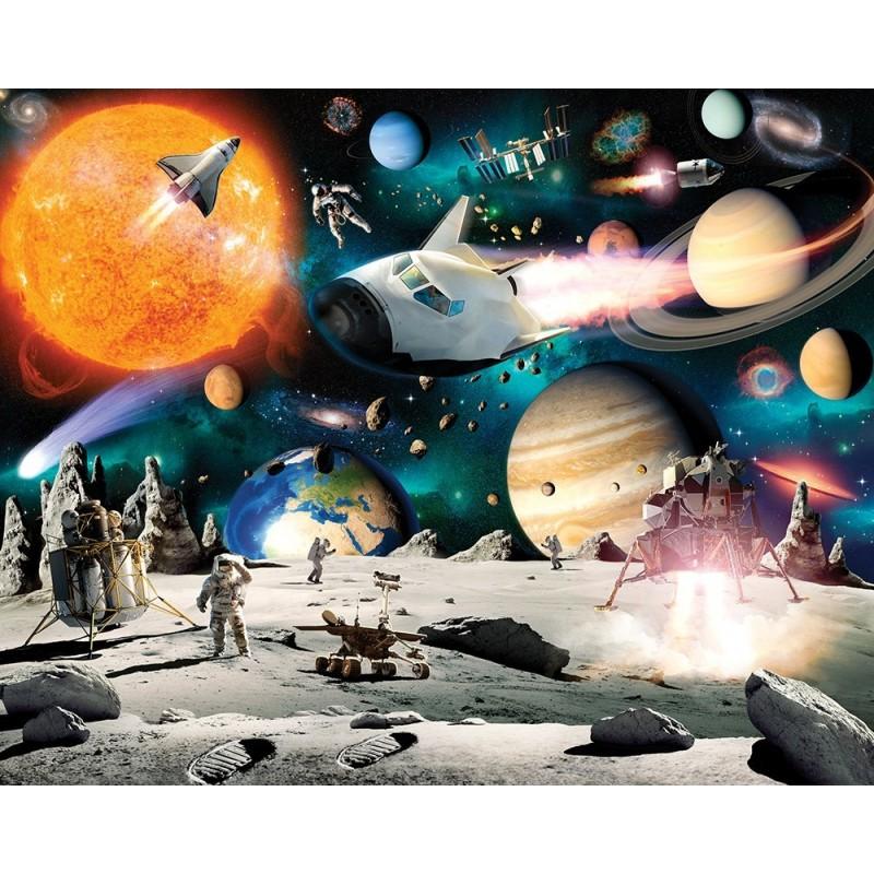 Foto Tapetai Space Adventure - foto-tapetai-space-adventure