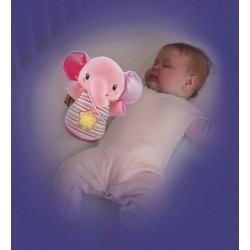 Vtech Snooze & Soothe Dramblys rožinis - vtech-snooze-soothe-dramblys-rozinis
