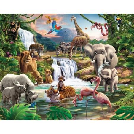 Džiunglių nuotykiai