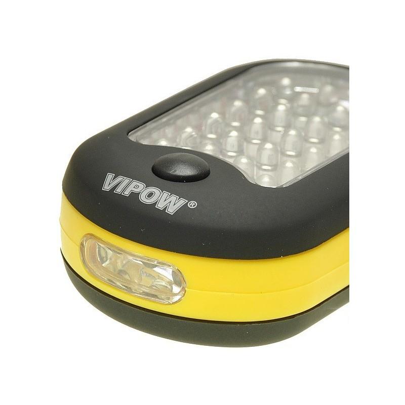 Žibintas LED pakabinamas su magnetu