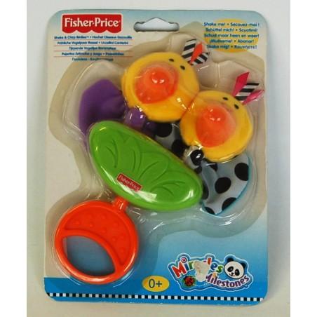 Fisher-Price Barškutis Paukščiukai