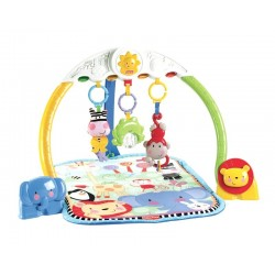 Fisher Price Discover and Grow Track n Music Lavinimo Kilimėlis