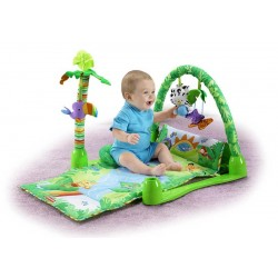 Fisher-Price Rainforest 1-2-3 Lavinamasis Kilimėlis