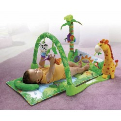 Fisher Price Rainforest 1-2-3 Lavinamasis Kilimėlis