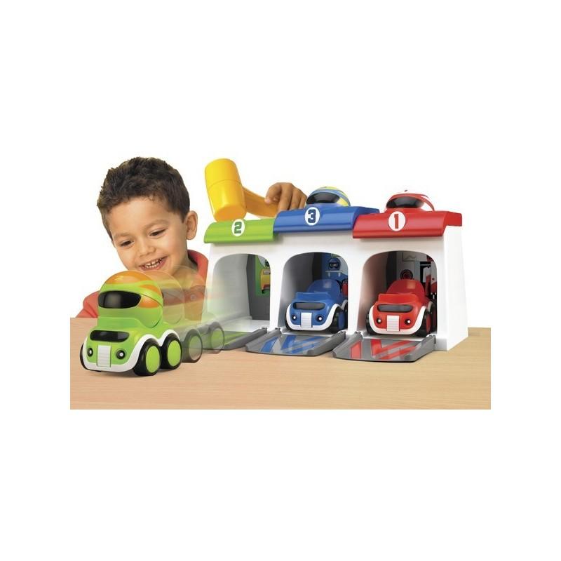 Tomy Wacky Racers Mašinėlių Lenktynės
