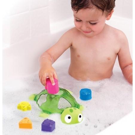 Munchkin Bath Shape Sorter Vonios Formelės