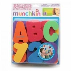 Munchkin Vonios Raidelės ir Skaičiai