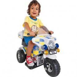 Elektromobilis Policininko Motociklas