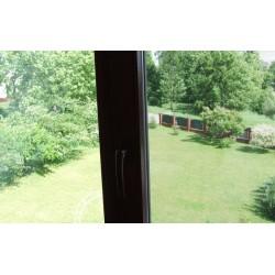 Tinklelis langams juodas 100x100 cm