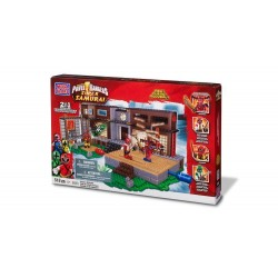 Mega Bloks 5833 Power Rangers Samurai Headquarters Battle Exclusive