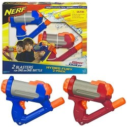 Nerf Super Soaker Hydro Fury 2vnt.