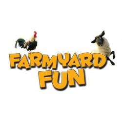 Foto Tapetai Farmyard Fun