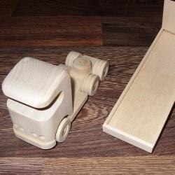 Medinis Autovežis (tralas)