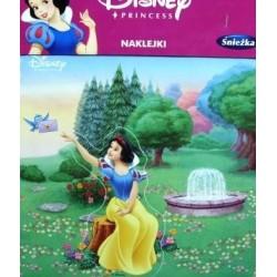 Dekoracija Lipni Disney Princesė 4vnt.